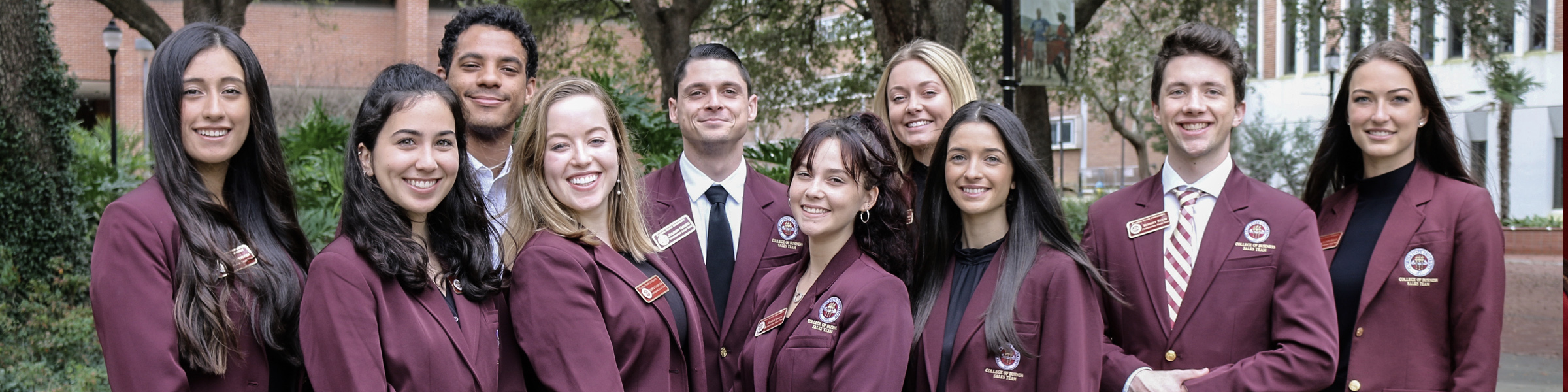 FSU Spring Sales Team